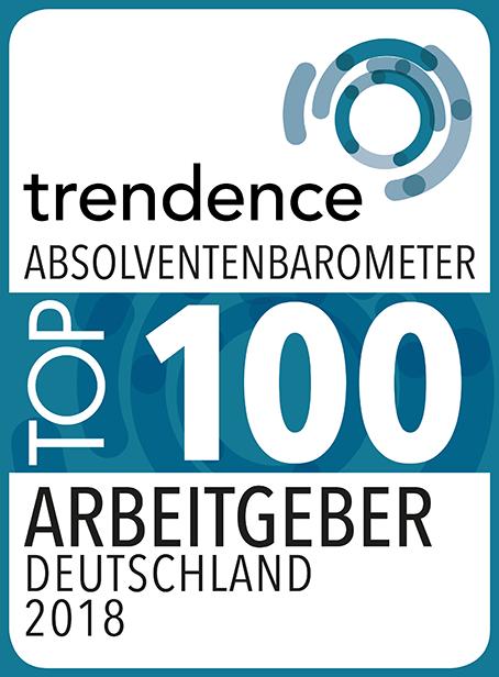 Trendence Absolventenbarometer 2018